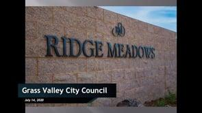 City Council Meeting 07/14/2020