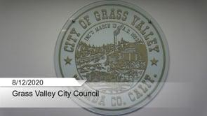 Grass Valley City Council Live Stream